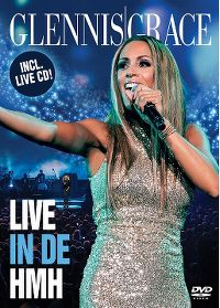 Cover Glennis Grace - Live in de HMH [DVD]